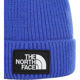The North Face Box Logo Cuff Beanie Pipo Pojat, tnf blue